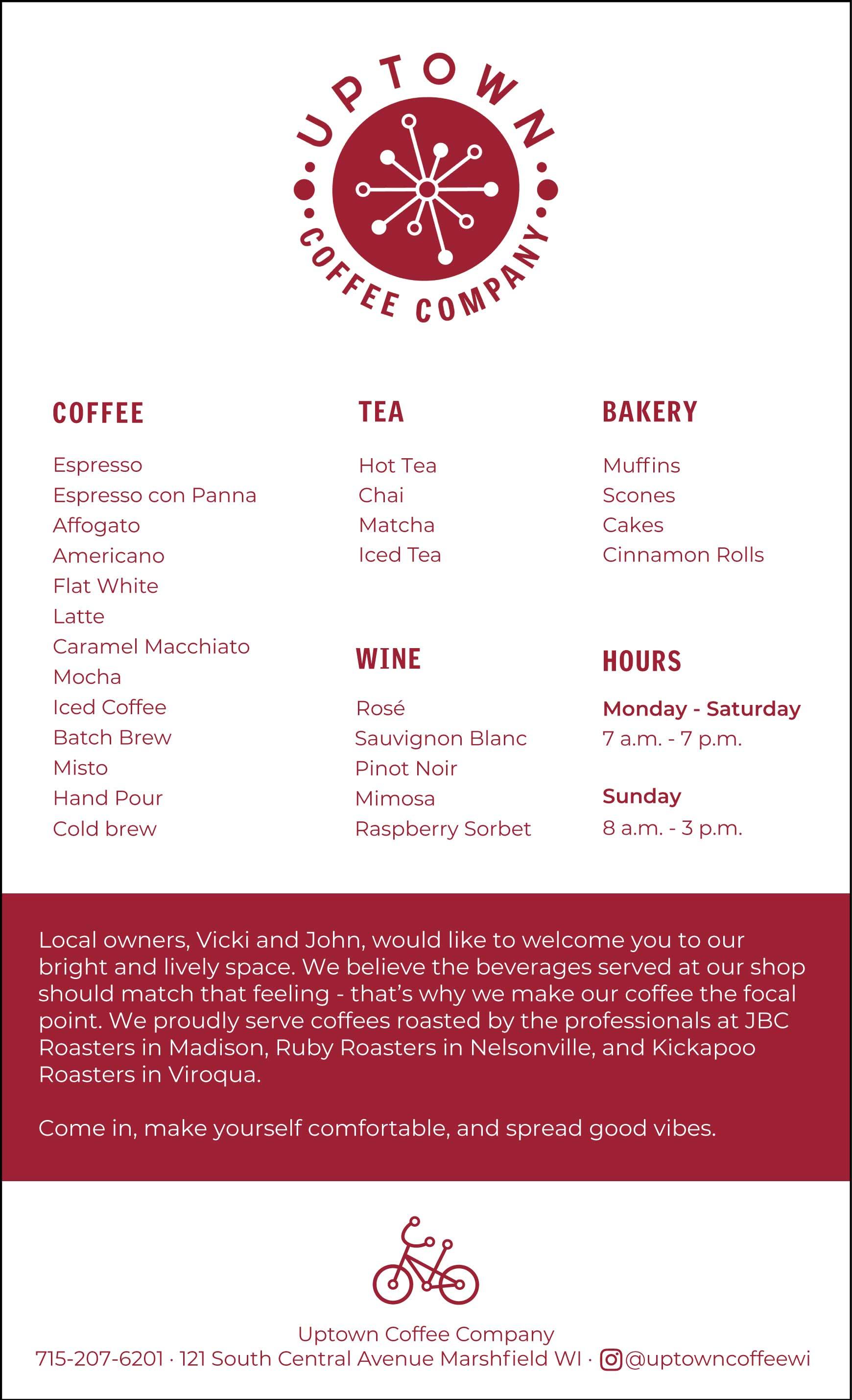 Uptown Coffee Company